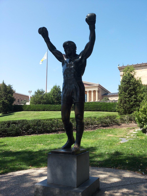 statua di Rocky