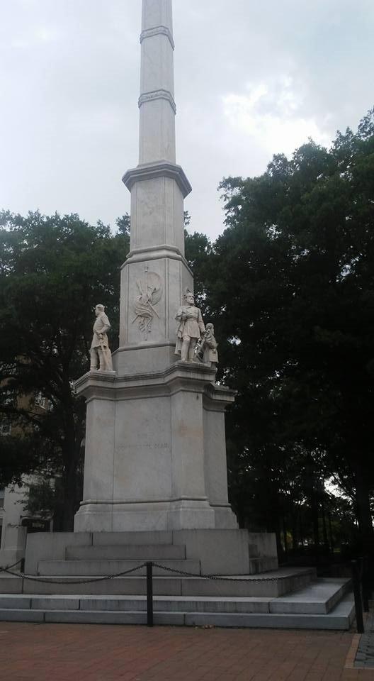 Confederate Monument - Augusta