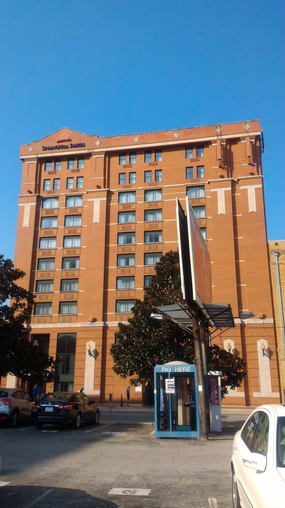 springhill suites dallas downtown west end $̶1̶6̶7̶ $139