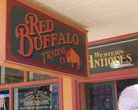 Red Buffalo Trading