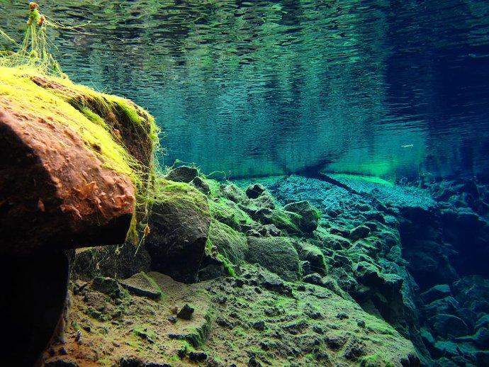 Silfra 2  Iceland