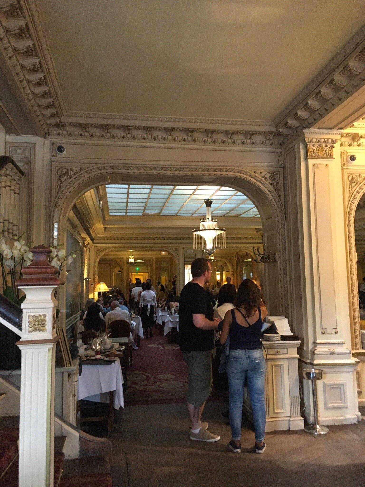Angelina Paris - Louvre/Palais Royal - Restaurant Bewertungen ...
