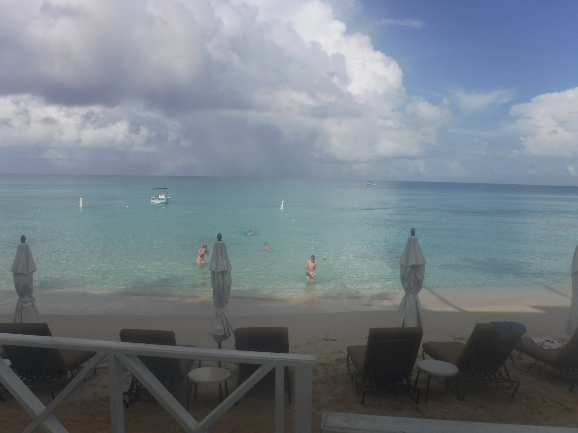 Waves Beachfront in Barbados 2017