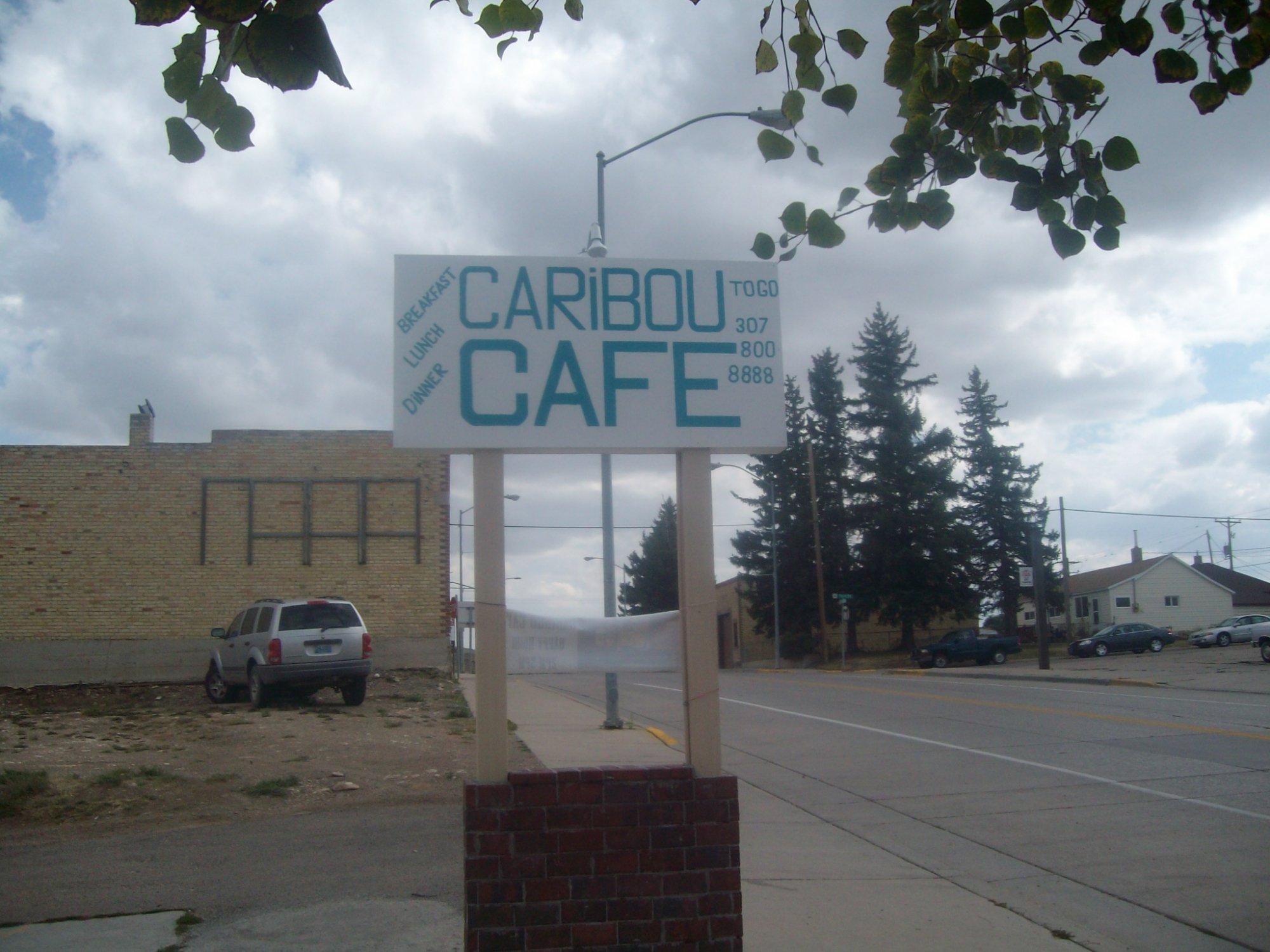 Caribou Cafe Kemmerer