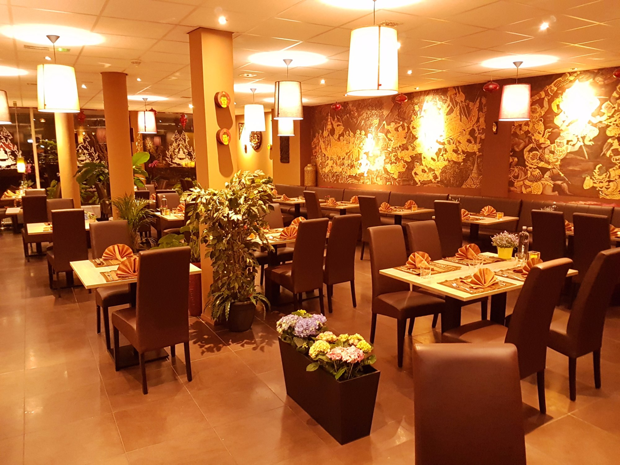 Siam Thai Palace Restaurant Nijmegen Restaurant Reviews Phone