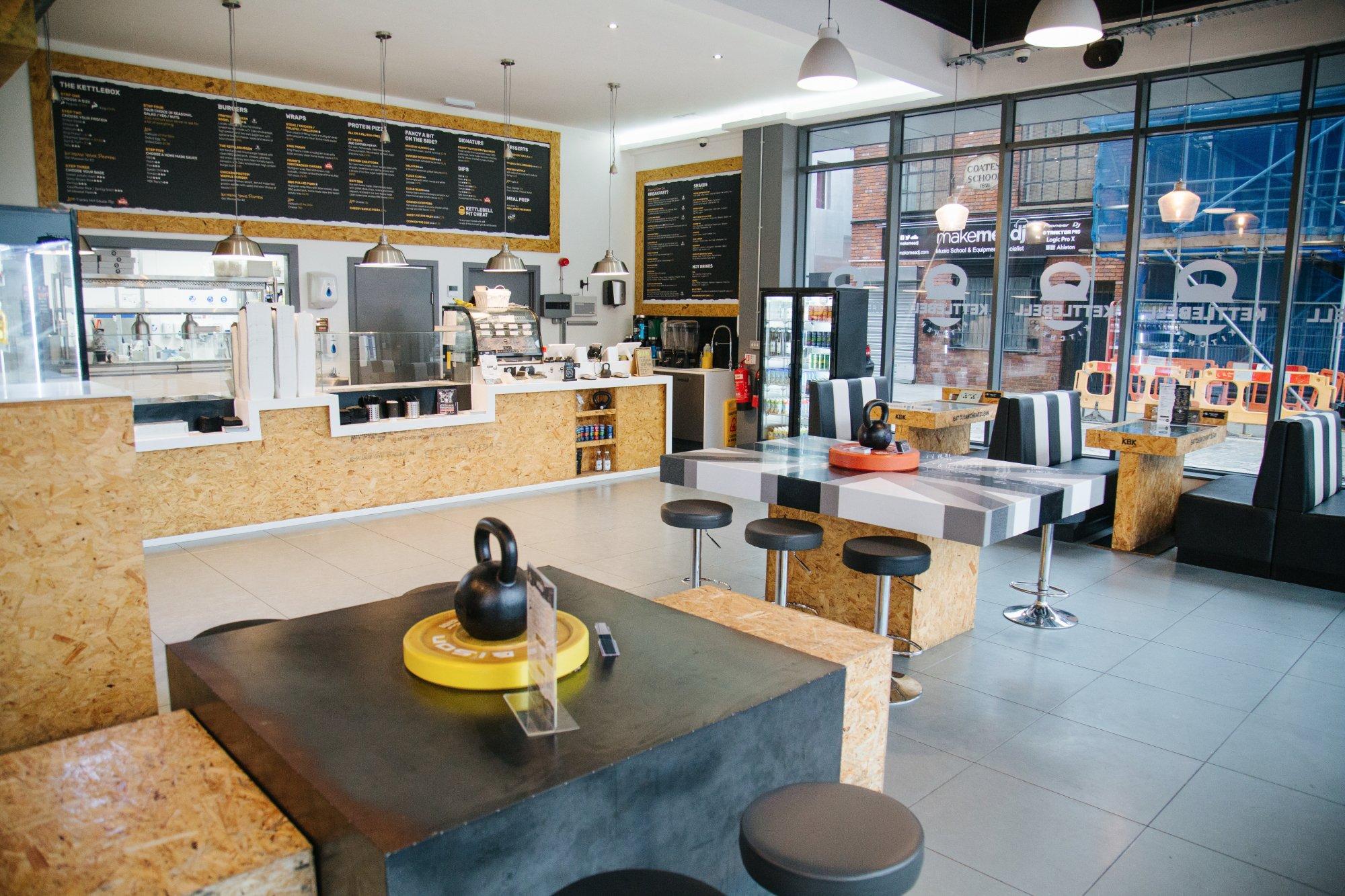Kettlebell Kitchen, Manchester - Restaurant Reviews, Phone Number ...