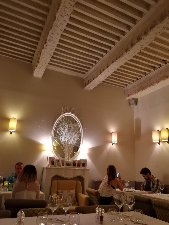 Jardin mazarin aix en provence restaurant reviews for Jardin mazarin