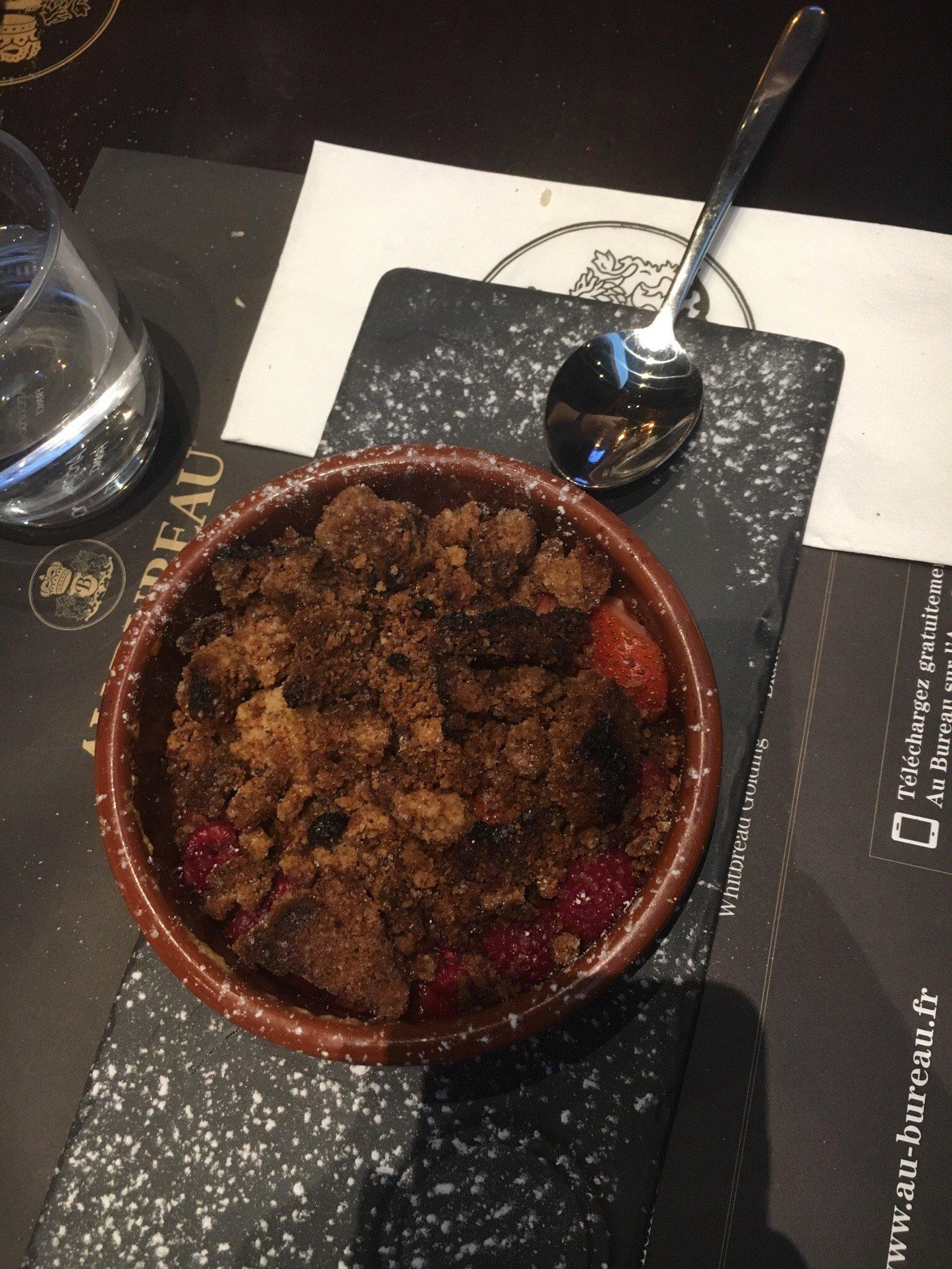 Au Bureau Fenouillet Rue des Usines Restaurant Avis Numro
