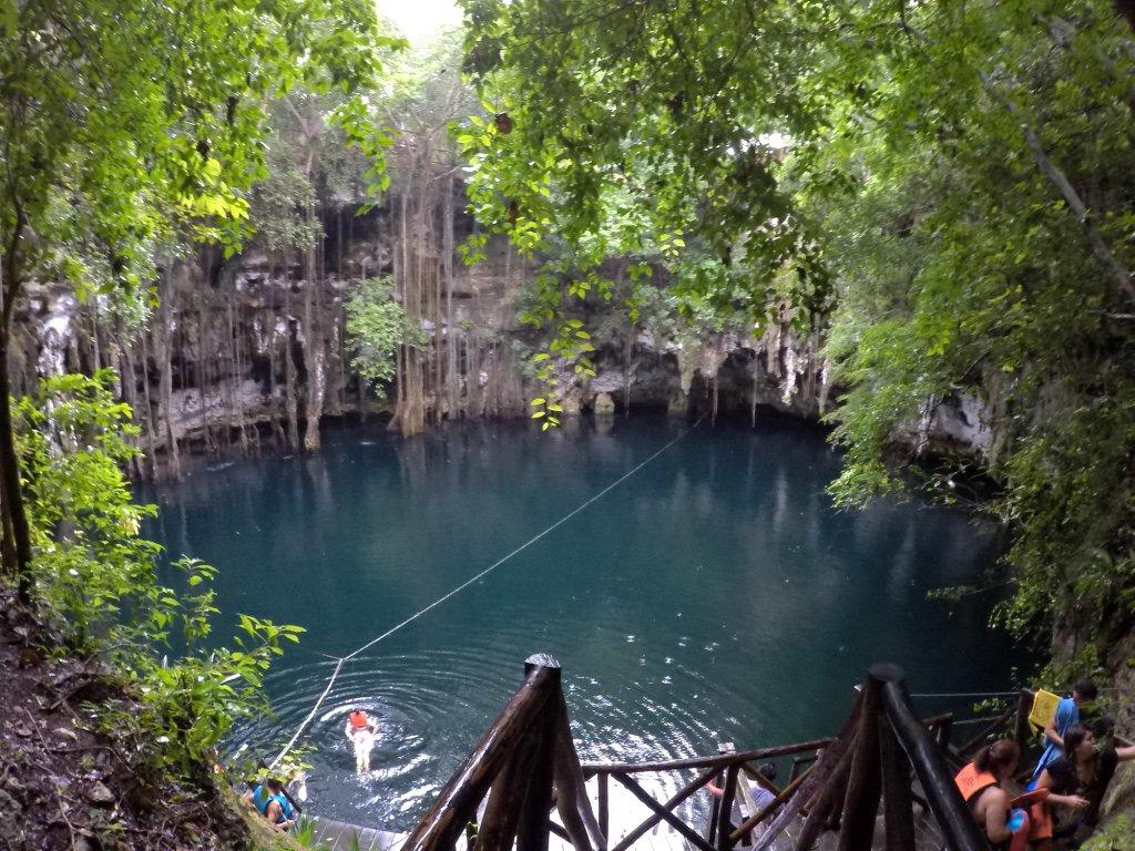 Cenote Yokdzonot Mexico Top Tips Before You Go with Photos