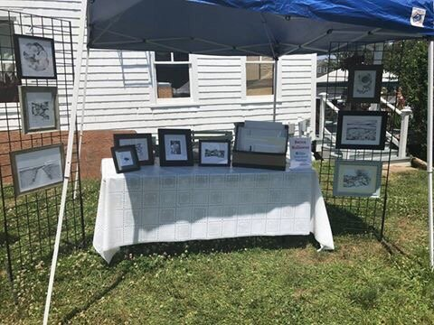 ‪Block Island Arts & Crafts Guild Fair‬