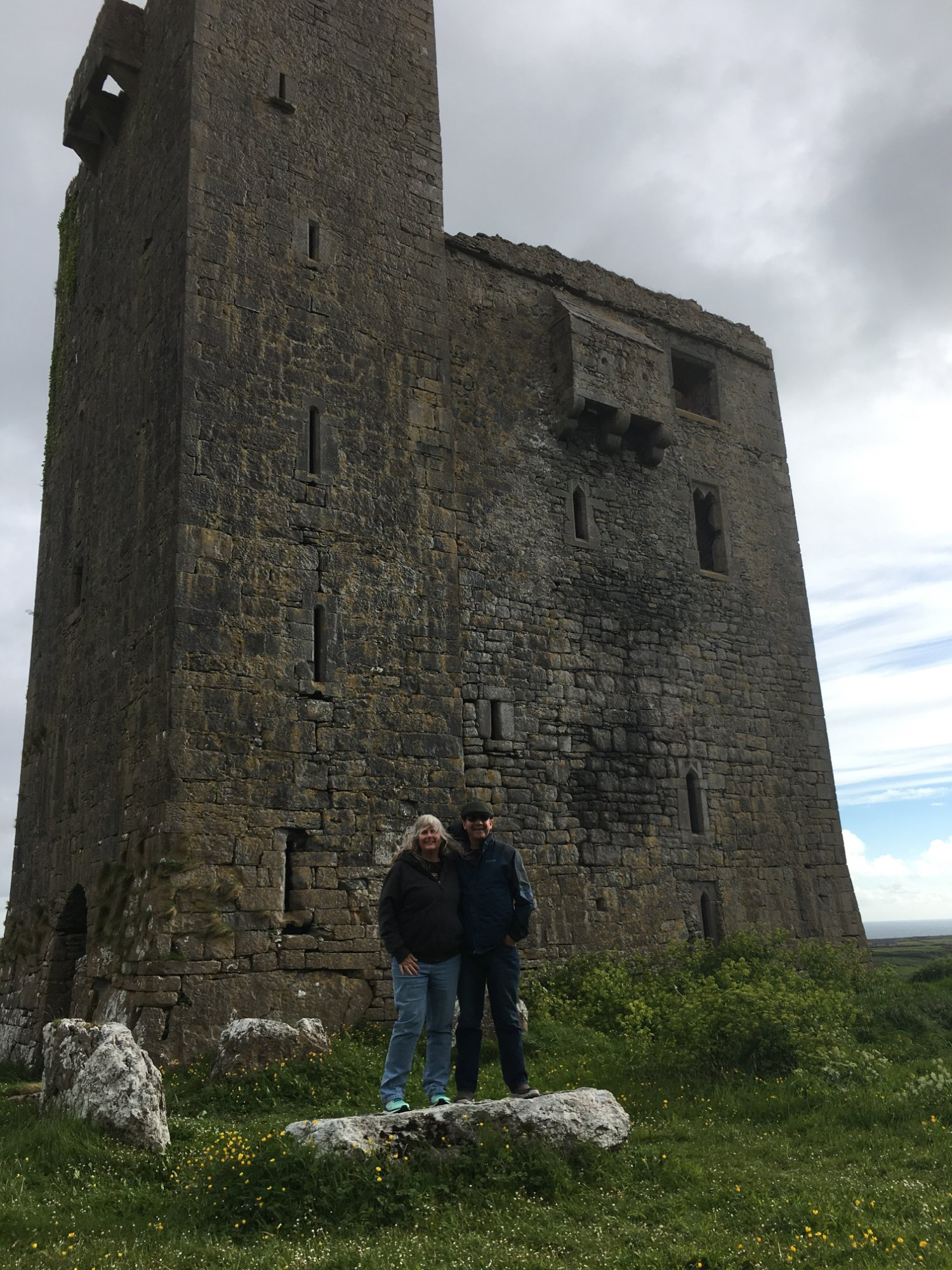 We should have a castle.