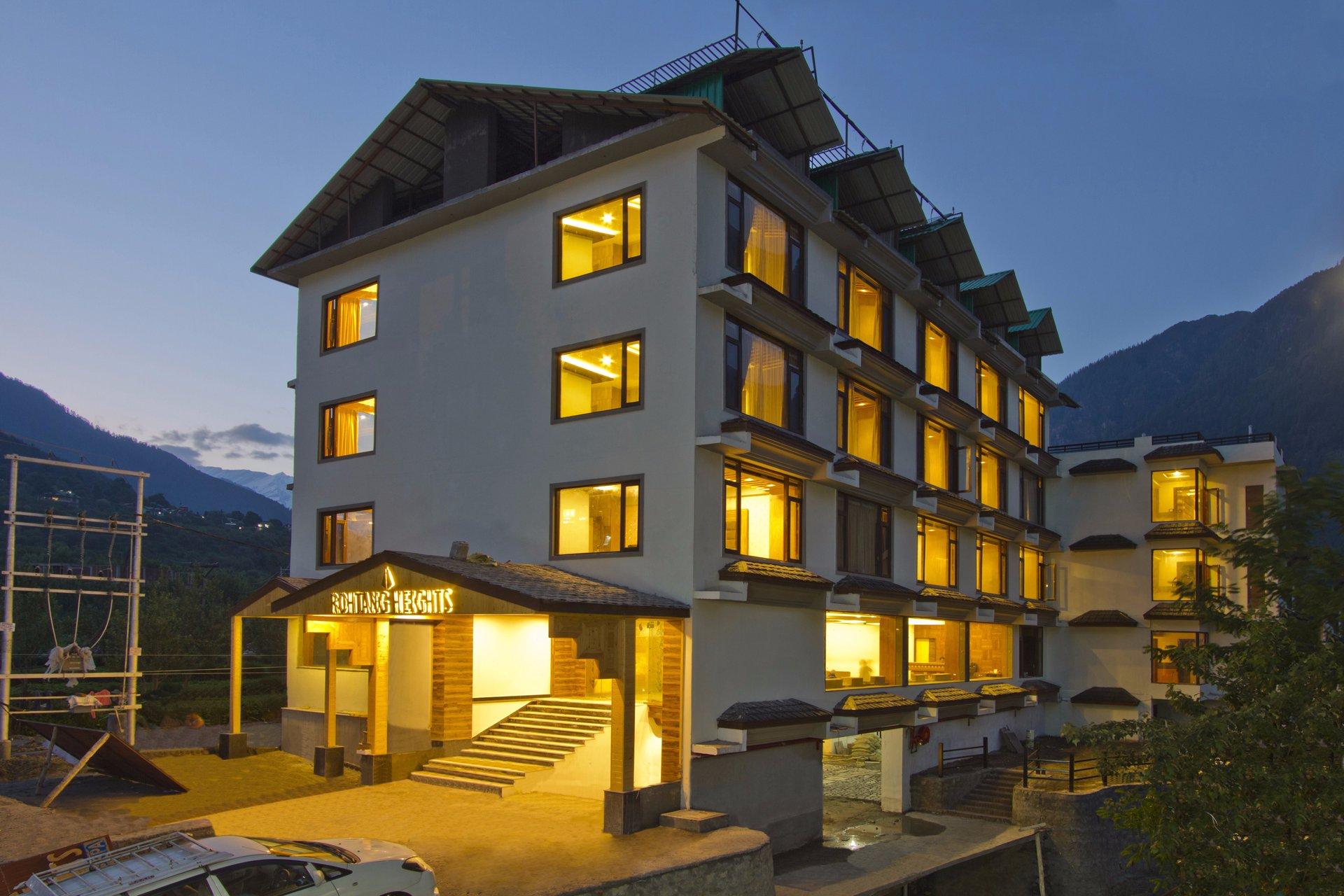 Rohtang Heights Resorts And Spa Prices Hotel Reviews Rangri India Tripadvisor