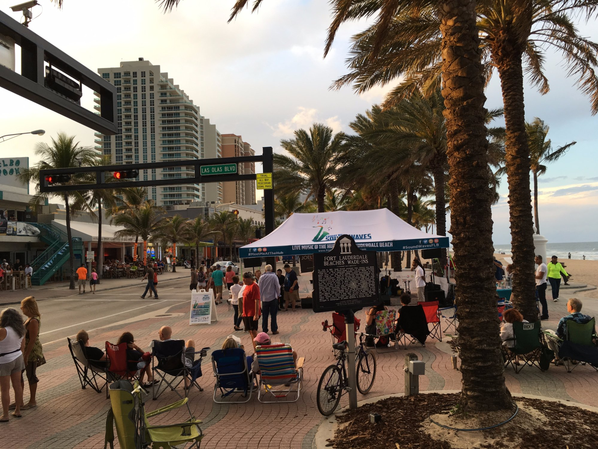 Free Concerts on the Beach