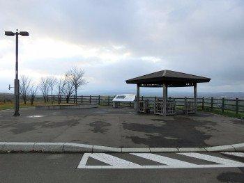 Totoro Pass Carpark