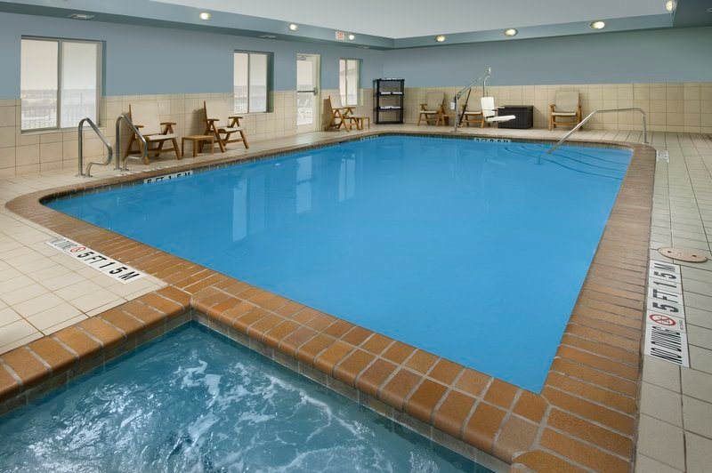 Holiday Inn Express San Antonio Sea World Tx Review