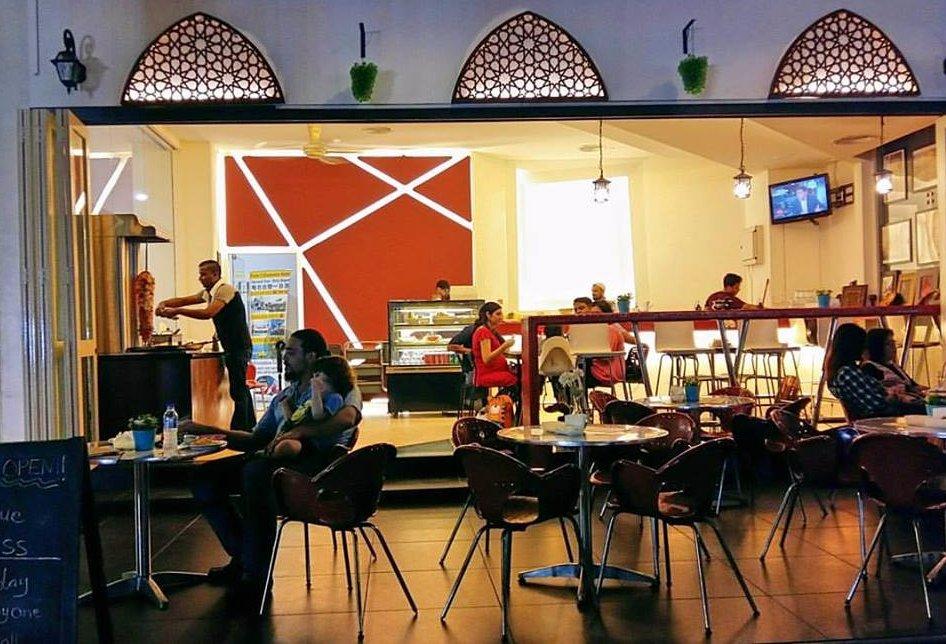 Arabesque kuala lumpur restaurant reviews phone number for Arabesque lebanon cuisine