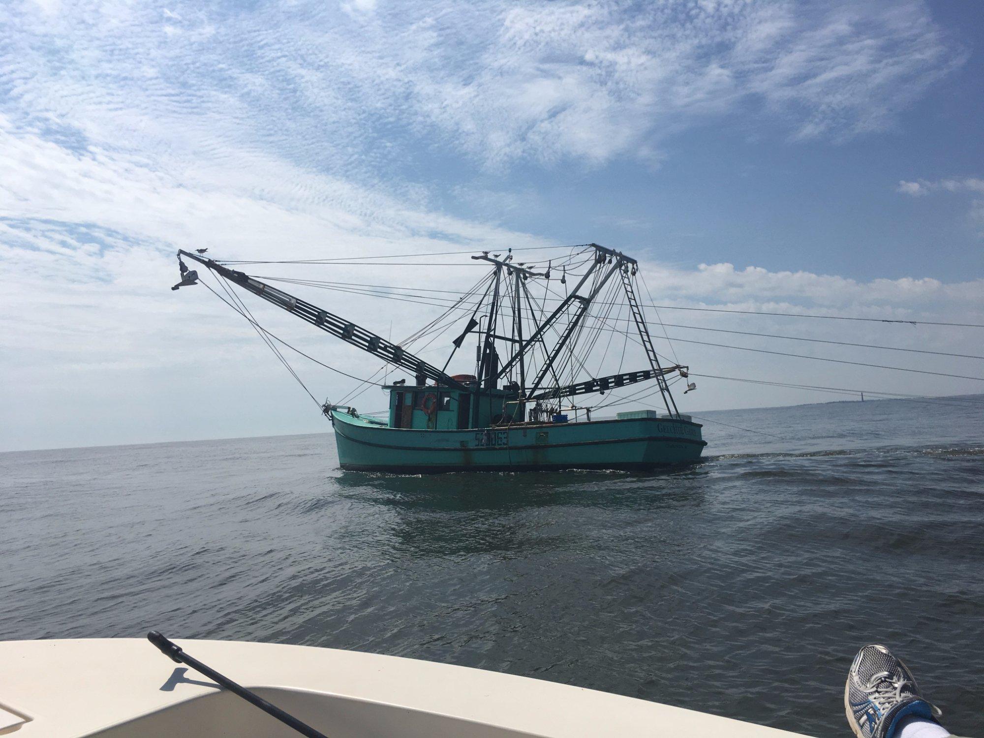 Charleston Harbor and beyond