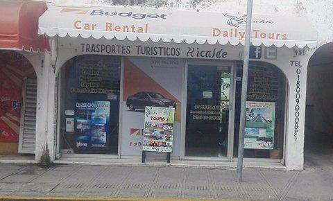 Transporte Turistico Ricalde