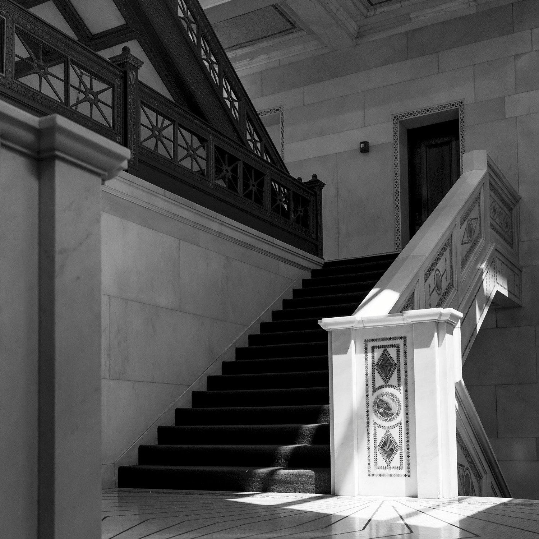 Chicago Interior Architecture Detail