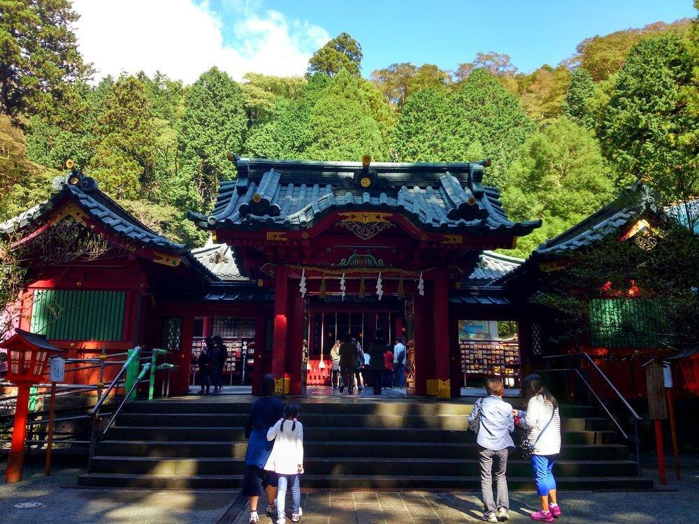 Hakone Shrine / Kuzuryu Shrine Singu, Hakone-machi - TripAdvisor