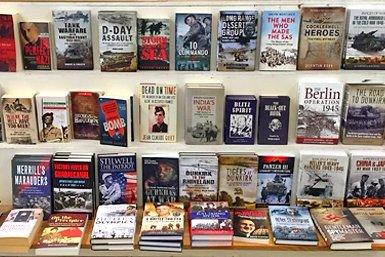 Hyland's bookshop