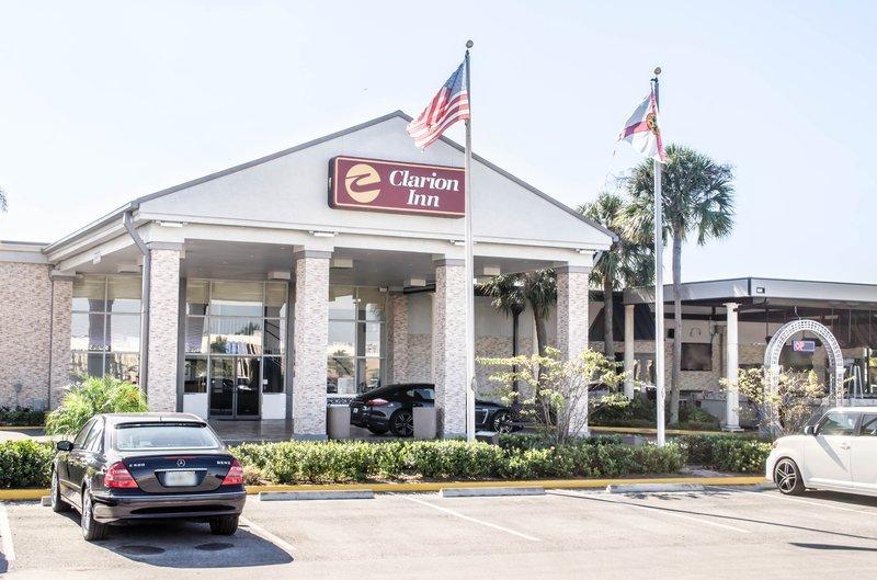 Clarion Inn: Bewertungen, Fotos & Preisvergleich (Tampa, FL)