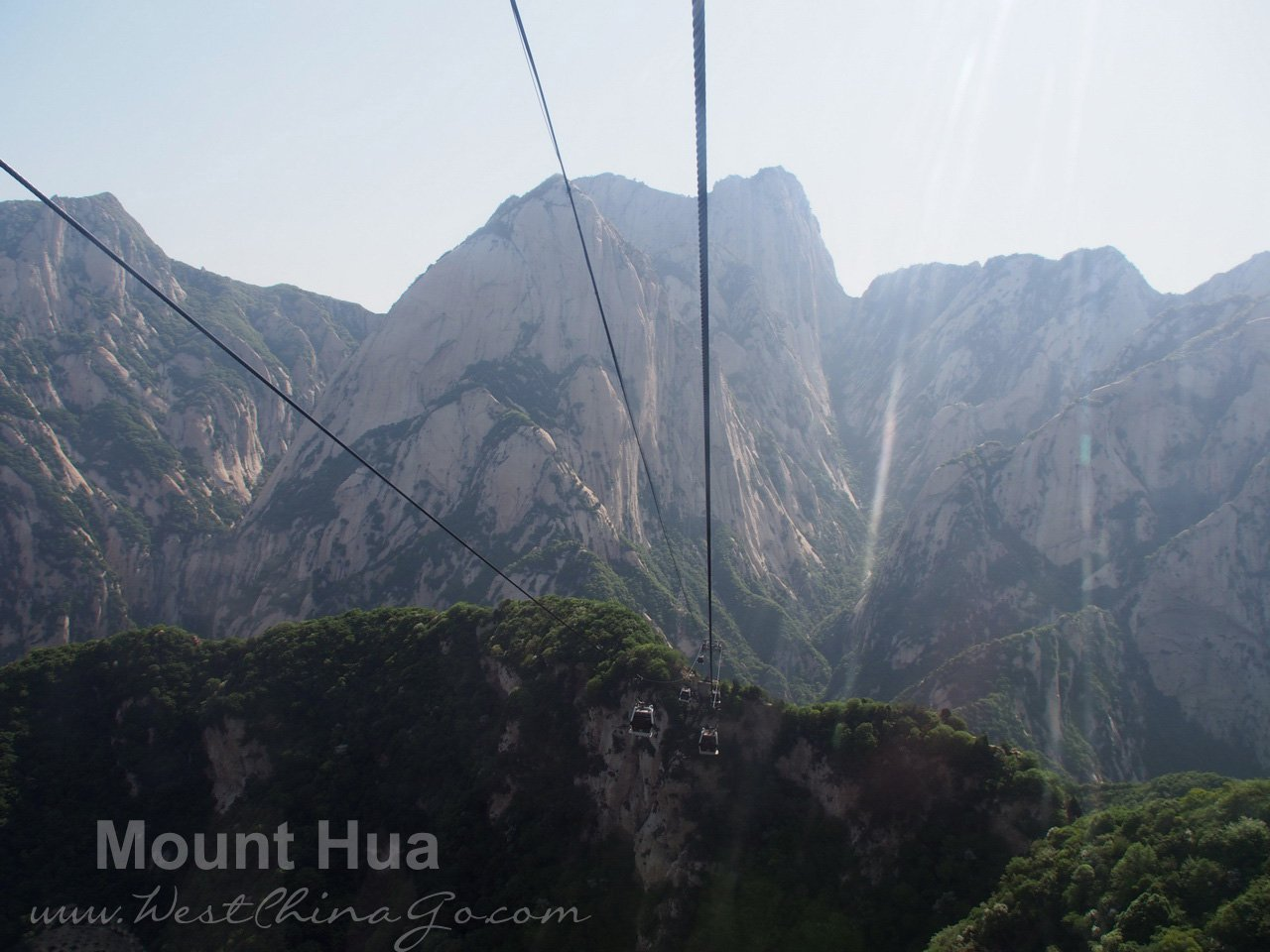 How to Get to Mount Hua from XiAn