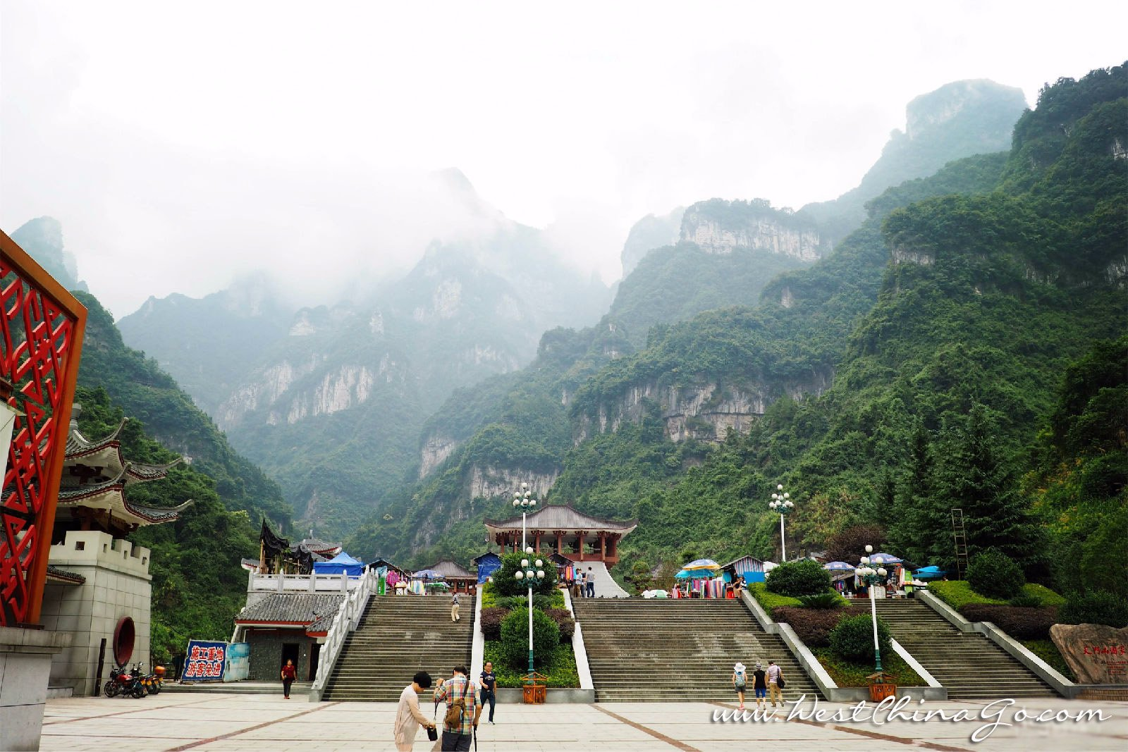 1Day Mount HuaShan Tour from Xi'an