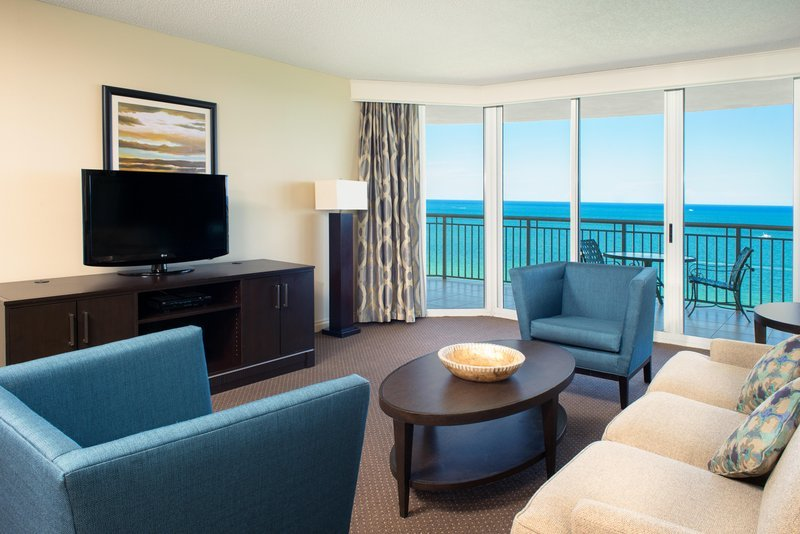 Doubletree by hilton ocean point resort spa updated for 7 salon miami beach