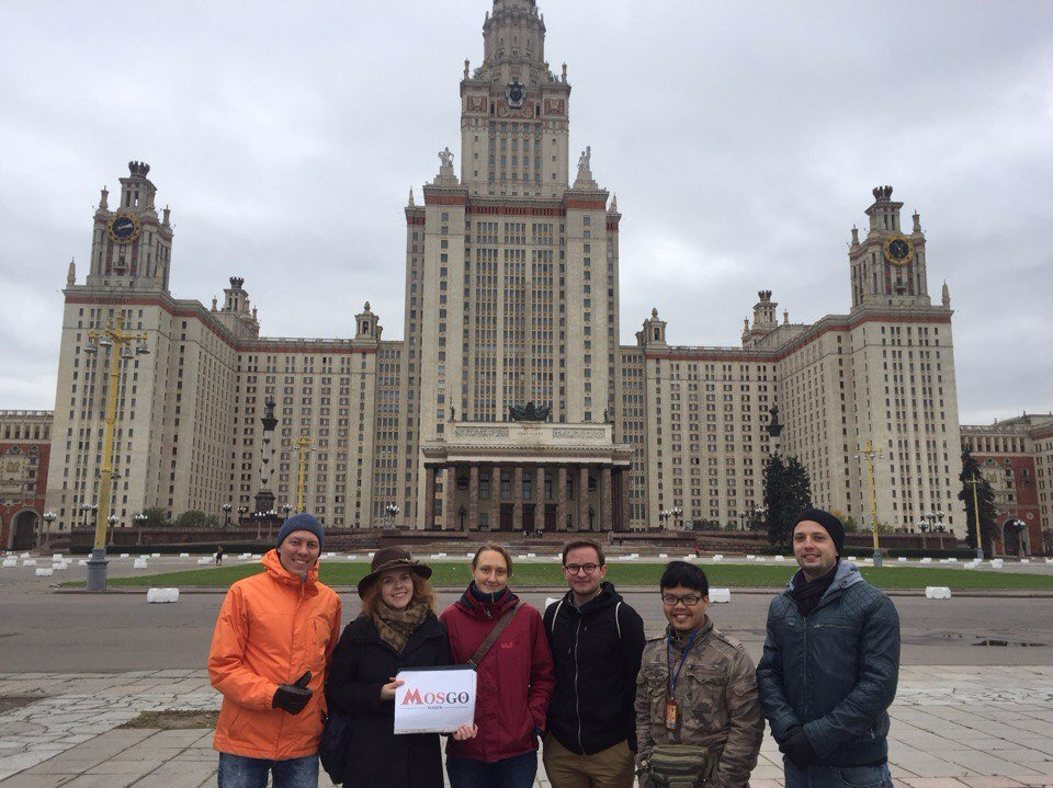 Image result for images for Lomonosov Moscow State University (MSU