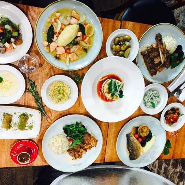 Liman Restaurant London