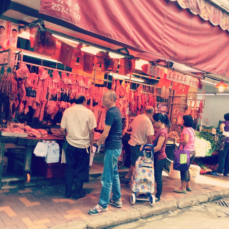 Central district, Hong Kong