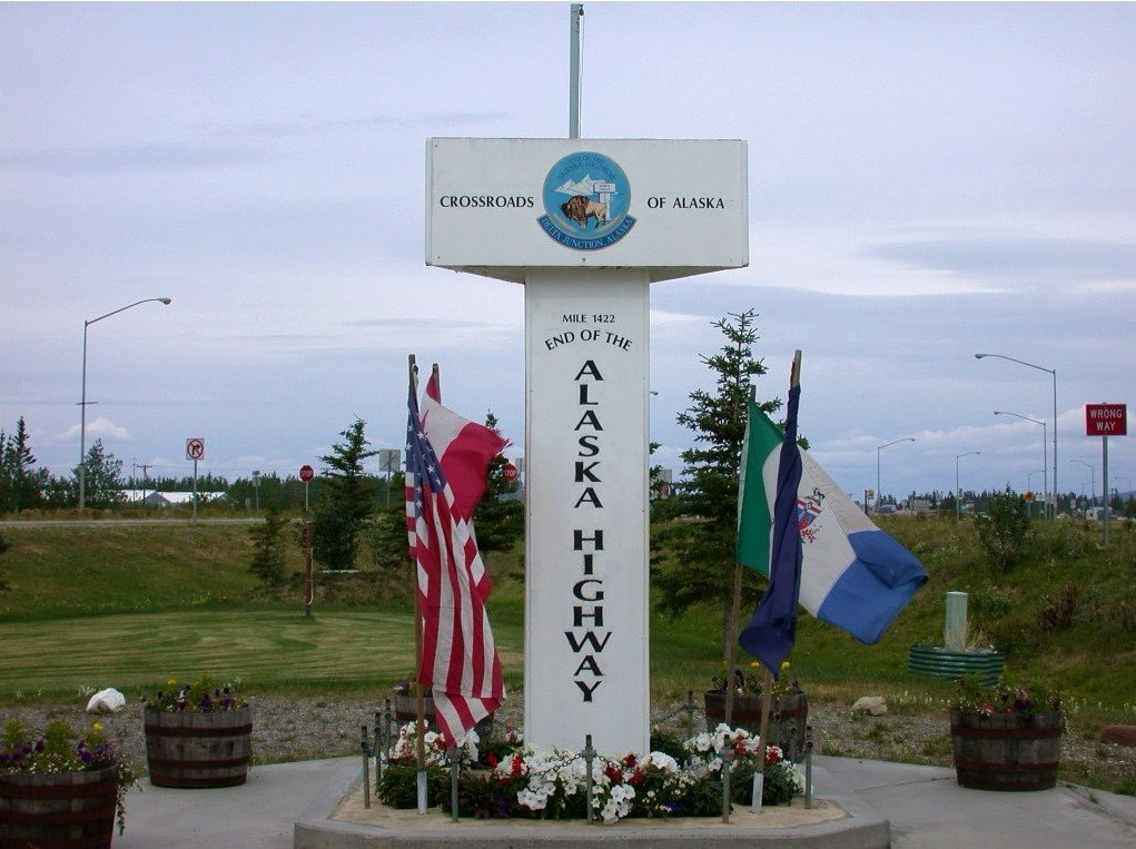Map Of Oregon Highways%0A Alaska Highway  Delta Junction   All You Need to Know Before You Go  with  Photos   TripAdvisor