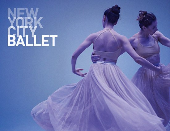 ‪New York City Ballet (NYCB)‬