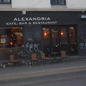 Alexandria Musikkbar