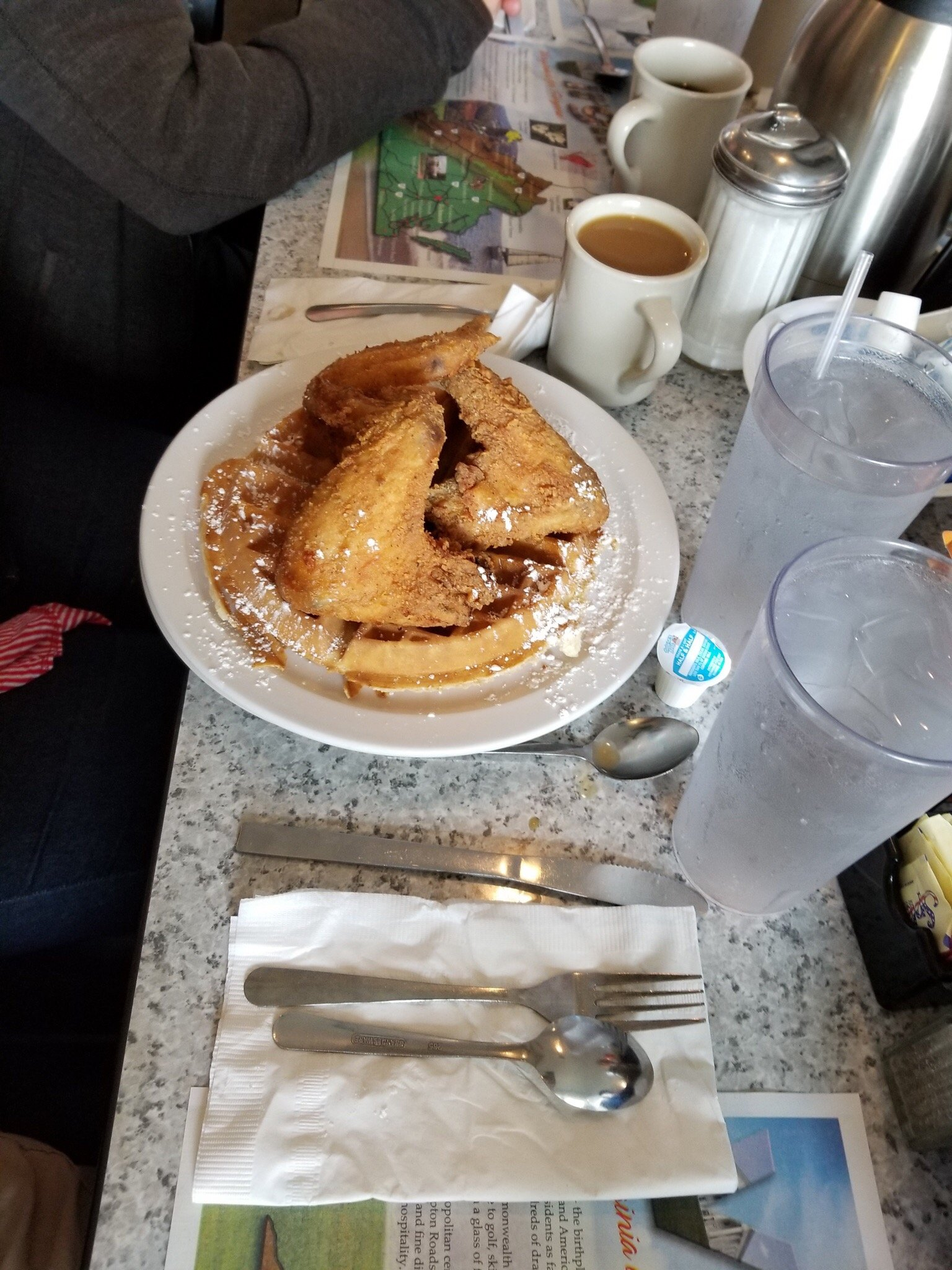 Southern Pancake and Waffle House, Williamsburg ...