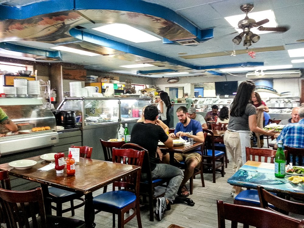 astoria seafood new york city restaurant bewertungen. Black Bedroom Furniture Sets. Home Design Ideas