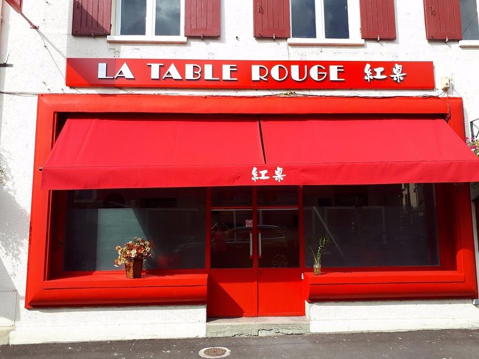 La Table Rouge Les Andelys Restaurantbeoordelingen Tripadvisor