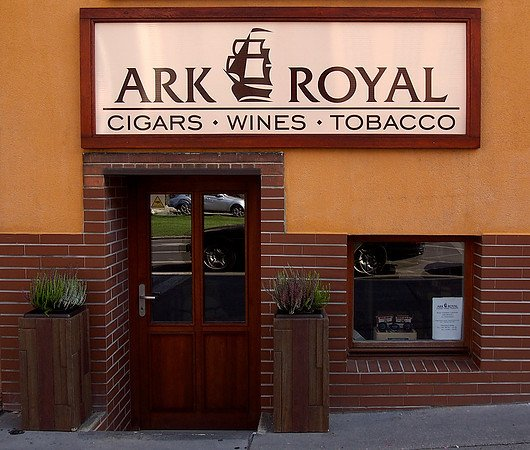 Ark Royal - Cigars Wines Tobacco