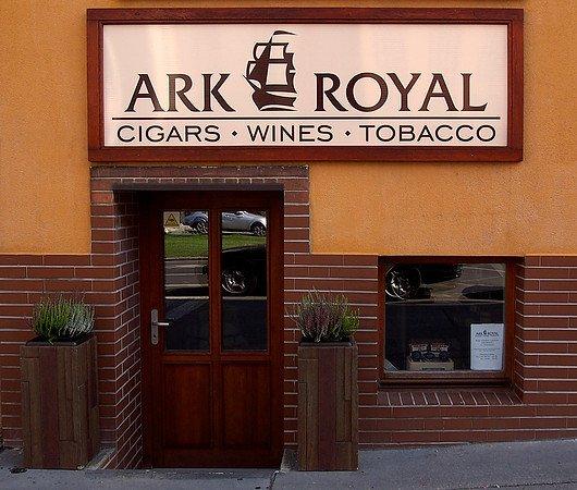 Ark Royal - Cigars Wines Tobacco