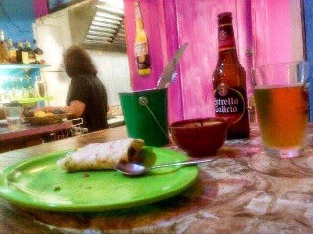El guacamole autentica comida mexicana m lagan ravintola for Autentica mexican cuisine