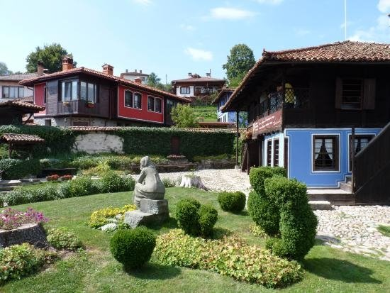 Dimcho Debelyanov House