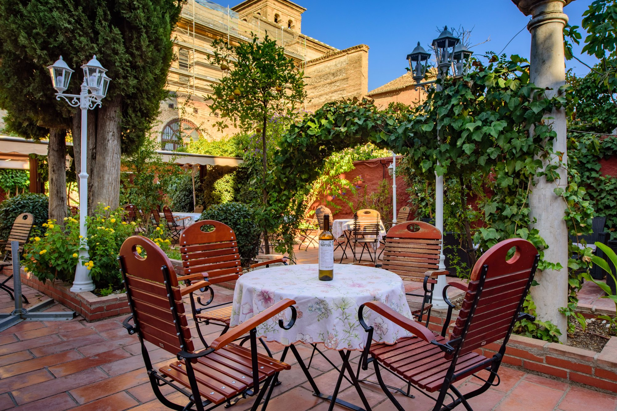 Jardines de Zoraya Granada Restaurant Reviews Phone Number