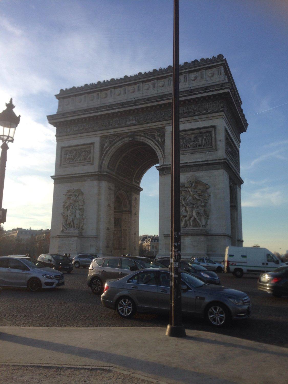 Típico lugar parisino donde indiscutiblemente no debe de faltar La foto para el recuerdo