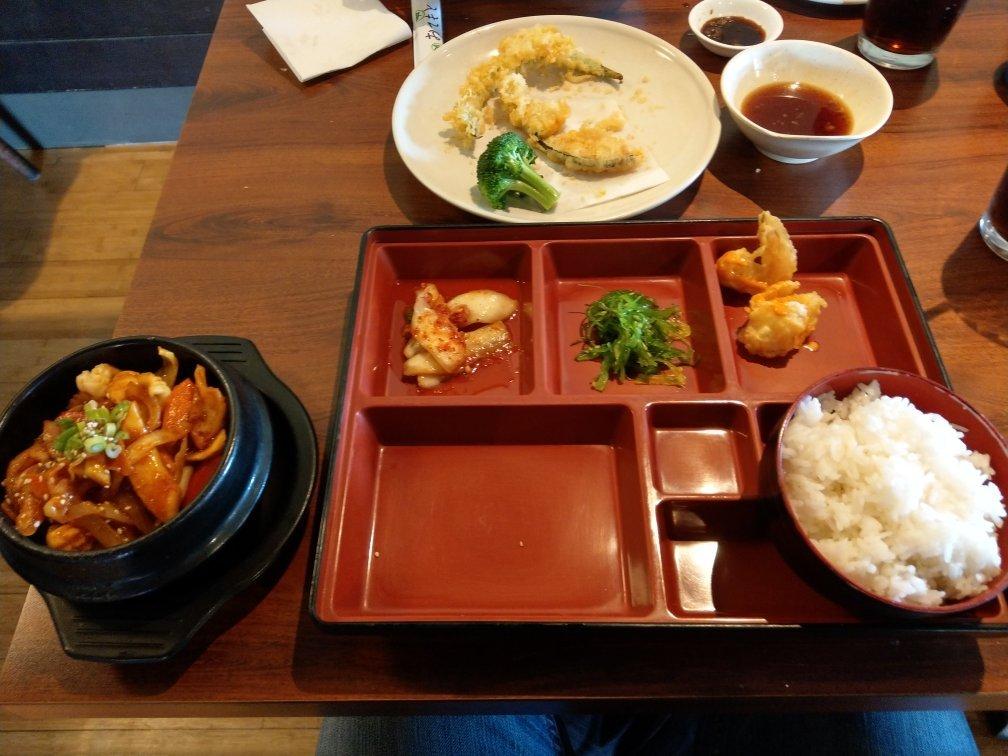 Taka japanese restaurant kamloops restaurant reviews for Am asian cuisine