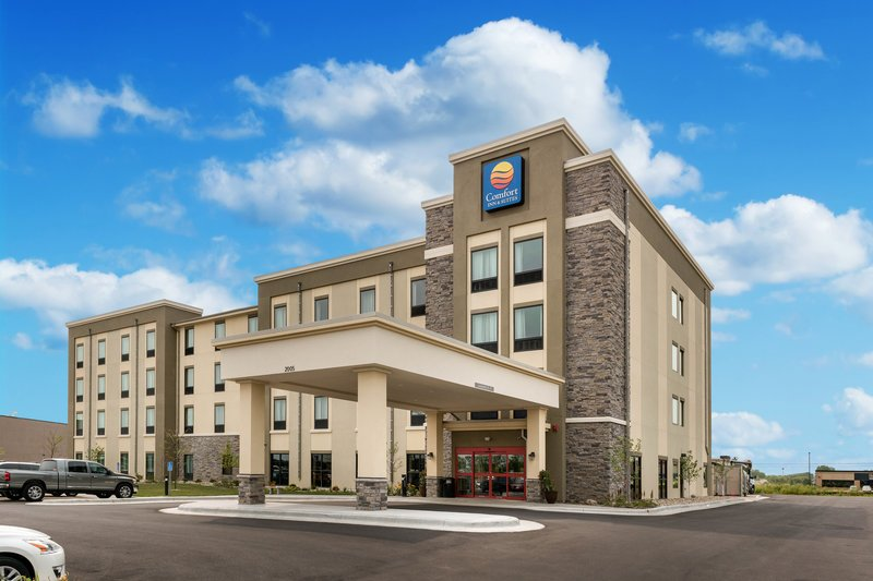 Comfort Inn Amp Suites West Medical Center Rochester Mn