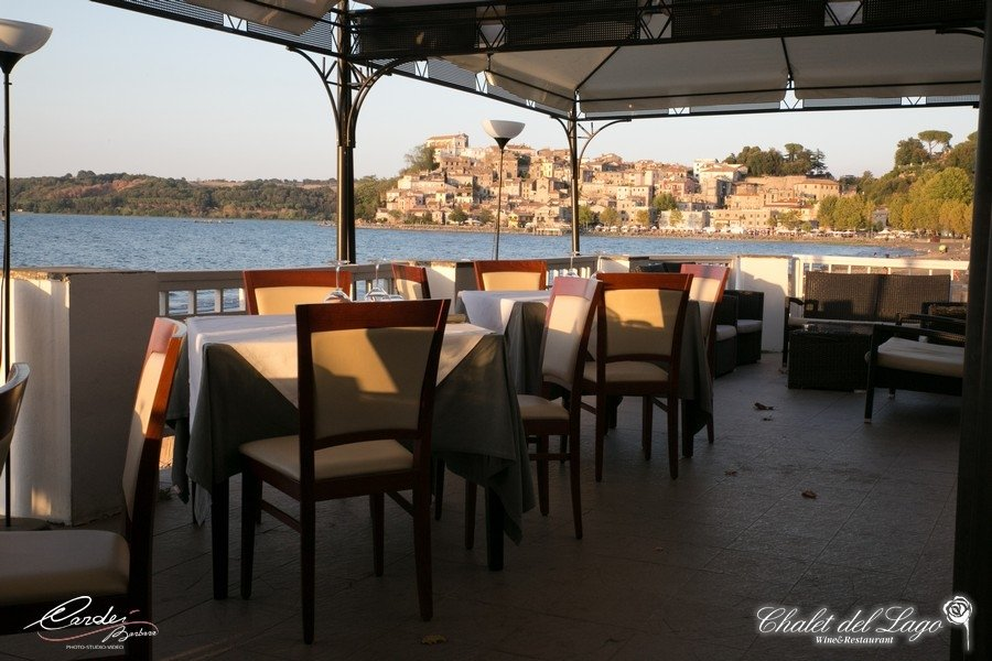 Chalet del Lago, Anguillara Sabazia - Restaurant Reviews, Phone ...