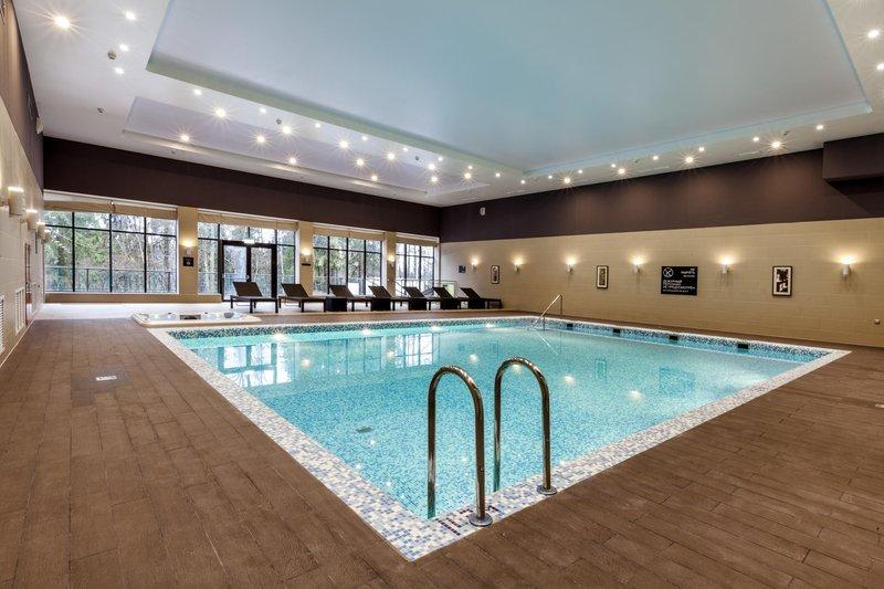 Hilton garden inn moscow new riga moscow oblast russie for Hotel piscine interieur