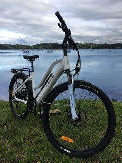 Wai E bike Waiheke