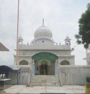 Lakhnaur Sahib Gurudwara